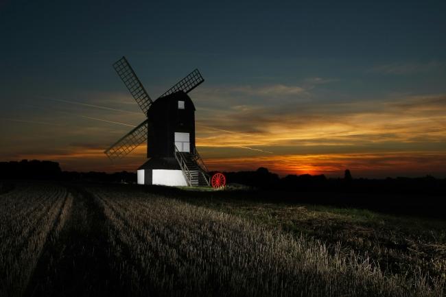 Pitstone Windmill - Colin Brister