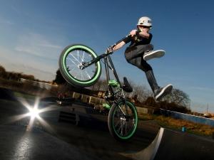 BMX - Colin Brister
